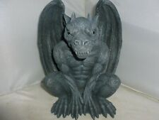 BRAND NEW MYTHICAL GARGOYLE GARDEN ORNAMENT