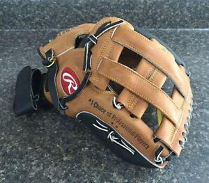 "Rawlings VSB125 The Vise 12.5"" Fastback Model Baseball Glove Right Handed Throw"