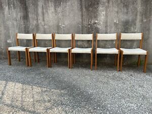Danish Teak Dining Chairs