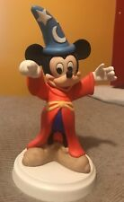 Disney Mickey Sorcerer's Figurine Brand New