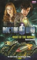 Doctor Who - Night of the Humans by David Llewellyn Book The Fast Free Shipping