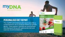 myDNA Nutrigenomic Diet DNA Test Kit Weight management