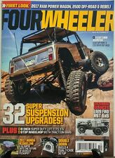 Four Wheeler Oct 2016 32 Super Suspension Upgrades Jeepster FREE SHIPPING sb