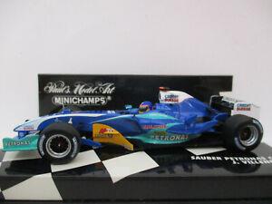 SAUBER C24 PETRONAS, #11, Jacques Villeneuve, 2005!!!