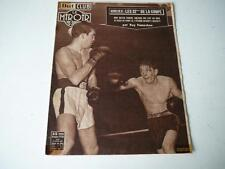 But Club miroir des sports 19.01.53 foot coupe de france,boxe Famechon,Geminiani