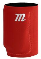 Marucci Baseball Wrist Guard -Made w/DuPont™ Kevlar® -Red Adult XS, Sm, Md, Lg