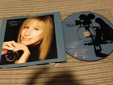 BARBRA STREISAND - THE MOVIE ALBUM CD PROMO SAMPLER 12 TRACKS SLIM CASE