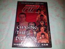 FIP Chasing the Dragon DVD Full Impact Pro Daniel Bryan Colt Cabana NXT ROH WWE