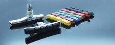 V Bike Shimano Sram 70mm XTR comp MTB Brake Pads Shoes Blocks FREE INSERTS (107)