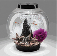 biOrb® Classic 15 Set by Oase  -  Aquarium Kit with Pump, Filter, Lights, Decor