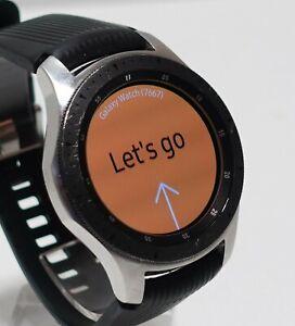 Samsung Galaxy Watch 46mm 4G LTE SM-R805U Silver