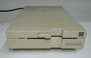 """Commodore 1571 5.25"""" Floppy Disk Drive - 5-1/4"""" Vintage for C-64 or C-128"""