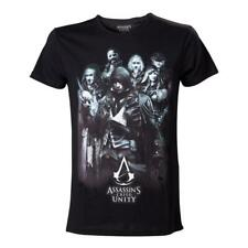 Assassins Creed - Unity Arno & Allies - New T-Shirt - Official Merch - Vrs Sizes