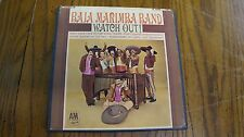 Reel to Reel Baja Marimba Band Watch OUT! 3.75 IPS stereo 4 track Ampex R2R