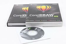 Corel DRAW Graphics Suite X6 (Box) - Vollversion Windows