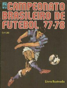 Campeonato Brasileiro 1977-1978 Complete Album Abril -in PDF- Soccerd