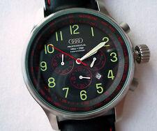 Audi Quattro RS S Line WRC DTM Motorsport Racing Sport Design Chronograph Watch