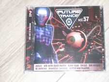 FUTURE TRANCE VOL. 57  2-CD's SEHR GUTER ZUSTAND