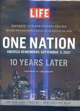 9/11/2011  WORLD TRADE CENTER LIFE Magazine ONE NATION l0thANN