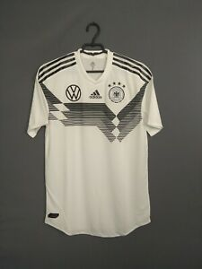 Germany Jersey Player Issue Training 2018 Shirt Size 7 Adidas DY8791 ig93