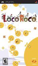 Loco Roco PSP New Sony PSP