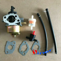 Carburetor For 173cc Husky 2600 PSI 2.4 GPM Pressure Washer Carb Fuel Filter Kit