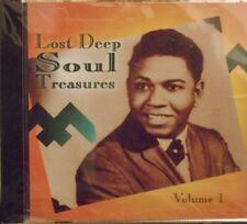 LOST DEEP SOUL TREASURES - Volume #1 - 25 VA Tracks