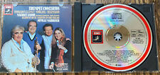 Stolzel / Telemann / Vivaldi - Trumpet Concertos EMI West Germany Full Silver CD