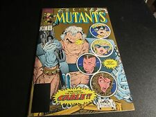 NEW MUTANTS #87 1ST APPEARANCE OF CABLE GOLD EDITION 2ND PRINT