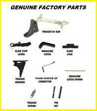 Genuine Glock Factory Trigger Parts Fits PF45 Lower (Choice of Connector)