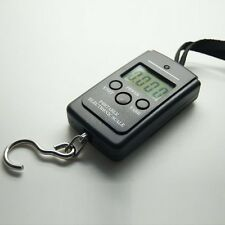 Portable Electronic Scale.Digital Handy Scales Luggage Fishing 40kg88Lb Portable