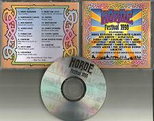 HORDE PROMO CD RARE EDIT Galactic GOV'T MULE Ben Harper BARENAKED LADIES REMIX
