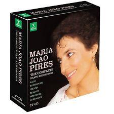 Maria-Joao/Jordan, A./Guschlbauer, t./ogsl pires-Maria-Joao pires... 17 CD NEUF
