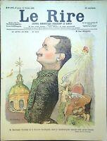 Le RIRE N° 257 du 10 Février 1900
