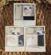 """Three Sets of 8! Hearth & Hand with Magnolia Gift Tags ~ """"X"""", Chevron, Branch"""