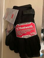 Huntworth Battalion HEAVY WEIGHT Gloves size L/XL NEW Mossy Oak 💰