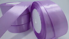 "New Gift Wrapping wedding festival Party 5yards 1""25mm Craft Satin Ribbon Gg"