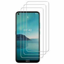 3 Pack For Nokia 5.4 Premium HD-Clear Tempered Glass Film Screen Protector x3