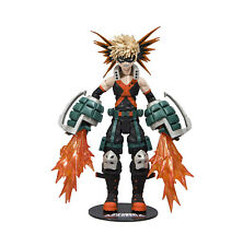 "McFarlane My Hero Academia Katsuki Bakugo 7"" ACTION FIGURE NEW"