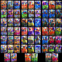 100/120/300PCS TAG TEAM MEGA GX Ultra Beast Pokemon TCG Trading Flash Card Gift