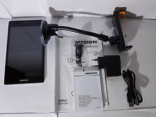 Medion LifeTab Android-Tablet inklusive Navigaton mit HERE Kartenmaterial für Eu