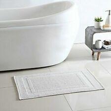 Donna Karan New York Egyptian Cotton Ivory/White Tub mat New