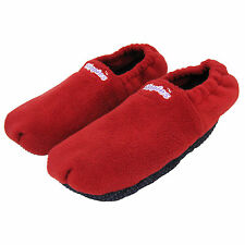 Slippers Heatable Warm Lavender Unisex Microwavable Intelex Scented Red One Size