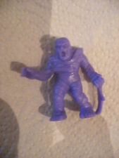 MATCHBOX panini Monster In My Pocket  n° 34 MUMMY MOMMIE violet bleu purple blue