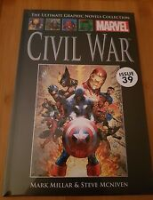 Ultimate Graphic Novels Collection Marvel Civil War Issue 39