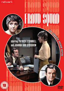 The Fraud Squad: Complete 2nd Series Dvd Patrick O'Connell New Factory Sealed