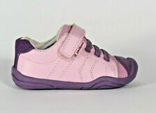 "Pediped Grip N Go Rosa in Pelle ""Jake"" Primo Walker Scarpa"