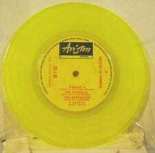 I CORVI  THE RENEGADES THE SYMBOLS  raro 45' promo Italy vinile giallo