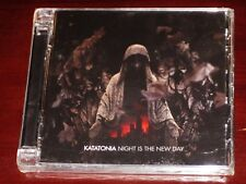 Katatonia: Night Is The New Day CD 2009 Peaceville Germany Super Jewel Box NEW