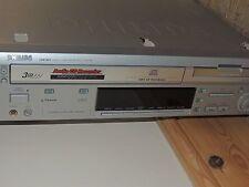 PHILIPS REGISTRATORE CD Multi changer difettoso per la riparazione ottime rispetto condizione Audio Hi